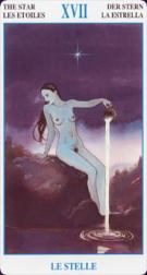 meaning of the Star Tarot card