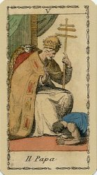 meaning of the Hierophant tarot card