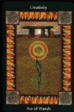 meaning of the Ace of Wands  tarot card