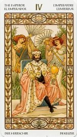 Emperor tarot card meaning