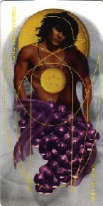 The King of Coins tarot card meaning