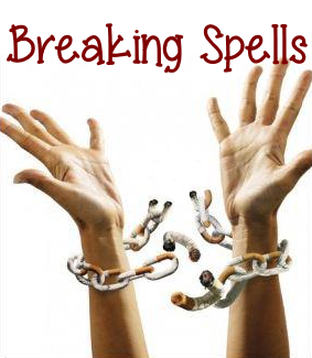witchcraft breaking spells