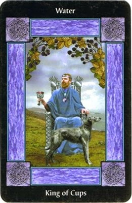 meaning of the King of Cups tarot card