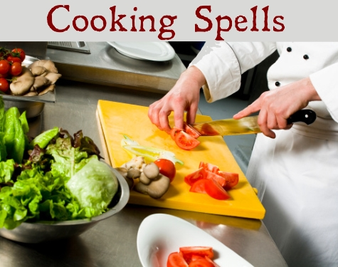 cooking spells