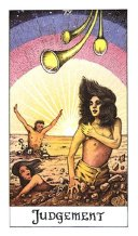 meaning of the Judgement Tarot card