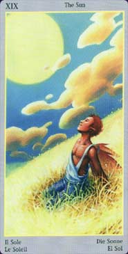 meaning of the sun Tarot card