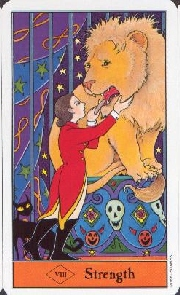 meaning of the Strength Tarot card