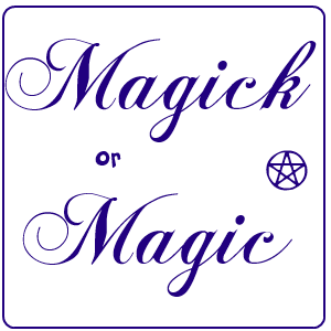 magic spells or magick spells