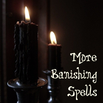 witchcraft banishing spells