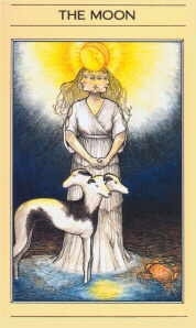 meaning of the moon Tarot card