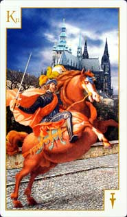 The Knight of Swords tarot card meaning