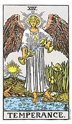 temperance tarot card meaning