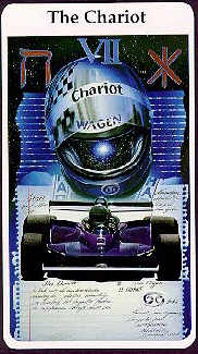 Chariot tarot card meaning