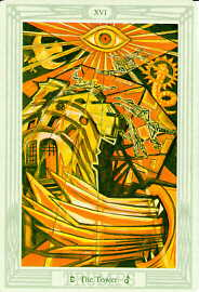 meaning of the Tower Tarot card