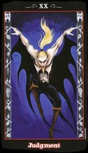 The Judgment tarot card meaning