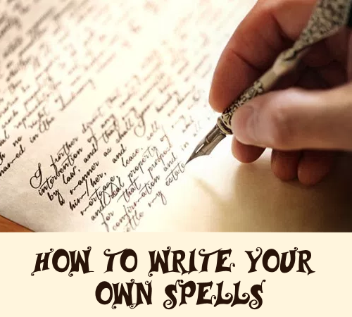 How To Make Spells