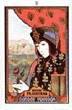 high priestess tarot card meaning