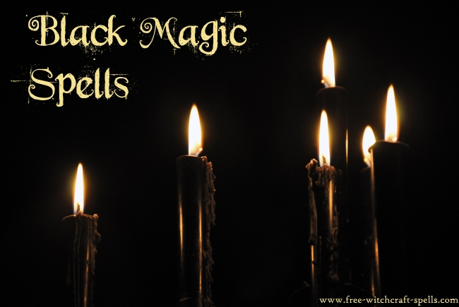 Free black magic spells