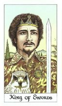 meaning of the King of Swords tarot card