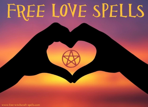 Free Easy Love Spells