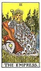 Empress tarot card meaning